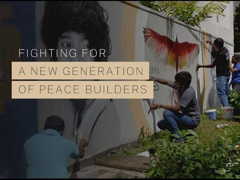 Fighting For a New Generation of Peace Builders