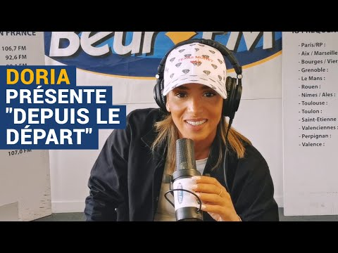 """[Happy Beur] Doria présente l'album """"Depuis le départ"""" !"""