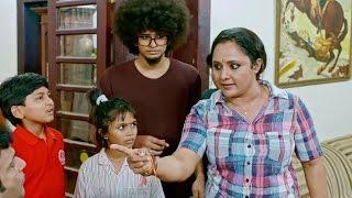 Uppum Mulakum│ സാധനം വിൽക്കാൻ വന്ന ചേച്ചിക്ക് കാശു കൊടുക്കുന്നു | Flowers│EP# 324