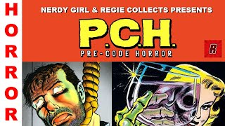 Pre Code Horror Comics & Art | Nerdy Girl | Comic Books