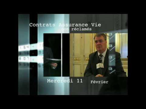 Jean-Paul DELEVOYE : les contrats assurance vie non réclamés