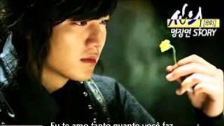 Faith (Shin Yong Jae) - Because My Steps Are Slow (Legendado PT)