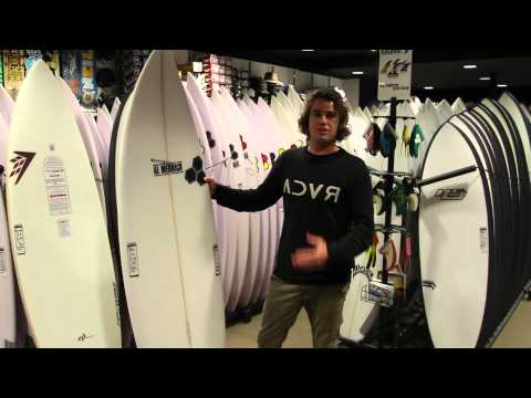Big surfboards for big guys