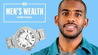 Chris Paul on The Worst Money He's Ever Blown   Men'$ Wealth   Men's Health