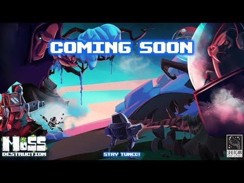 Moss Destruction - Announcement trailer thumbnail