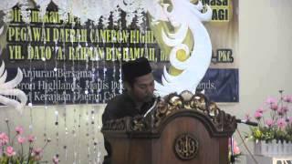 preview picture of video 'Naib Johan Qari Majlis Tilawah Al-Quran Peringkat Daerah Cameron Highlands 2015/1436H'