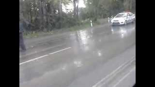 Жестокая авария на Червишевском тракте г. Тюмень 25.07.2014