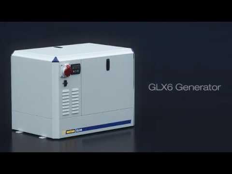Marine Diesel Generator 8  to 25KVA