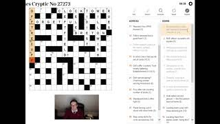A Brilliant Cryptic Crossword And How To Do It!
