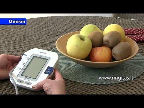 Kokį gyvenimo būdą vesti su hipertenzija