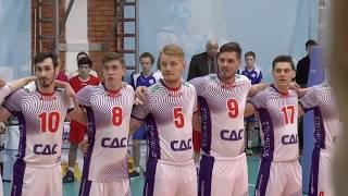 """Волейбол. Суперлига. """"Ярославич"""" Ярославль - """"Кузбасс"""" Кемерово"""