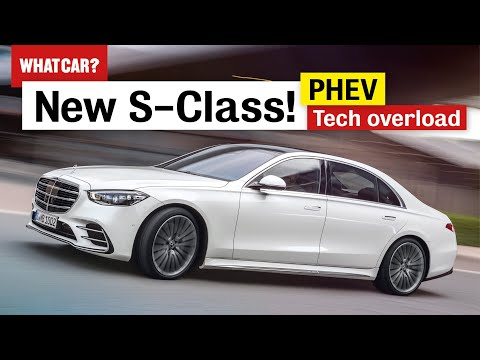 2021 Mercedes S-Class revealed! – full details on futuristic hybrid limo | What Car?