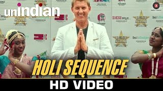 Holi Sequence  Brett Lee