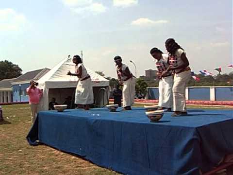 Nigerian Dance: Hausa