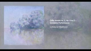 Cello Sonata no. 2, Op. 5 no. 2