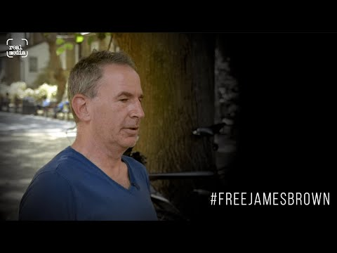 Free James Brown – gold medal Paralympian in prison for protesting