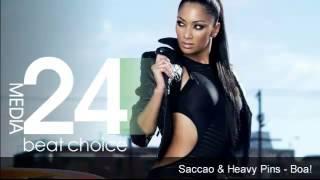 Saccao & Heavy Pins - Boa! (Nubah Remix)
