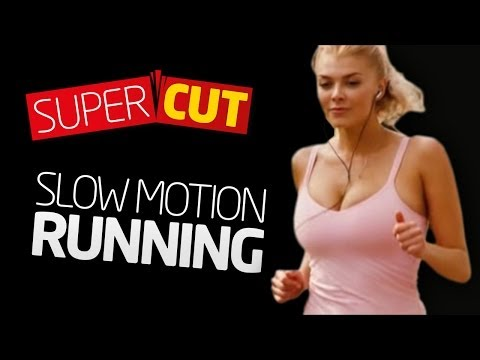 This Supercut Proves That All Running Should Be In Slow ...