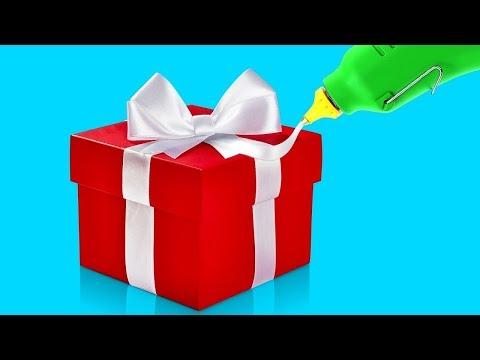 Como Embalar Diferentes Formas de Presentes