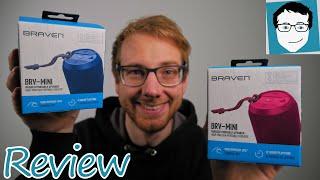 BRAVEN BRV-MINI im Test - Was kann der kleine Bluetooth Lautsprecher im Soundtest? | FinalTestMan