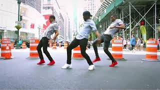 Dave Ft. Burna Boy   Location Official Video Choreography