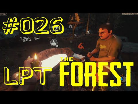 THE FOREST [HD] #026 - LPT - Speedy auf Abwegen ★ Let's Play Together The Forest