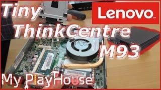 Lenovo ThinkCentre M93 Tiny Desktop Teardown - 396