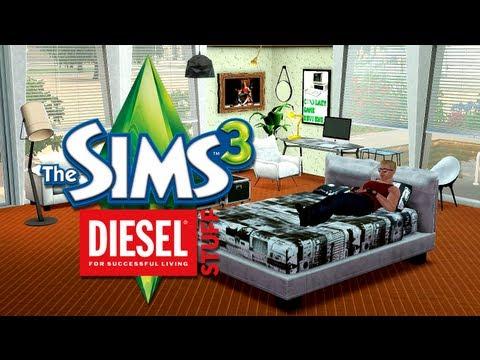 The Sims 3 - Diesel Stuff Pack Origin CD Key | Kinguin
