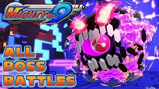 Mighty No. 9 - All Bosses