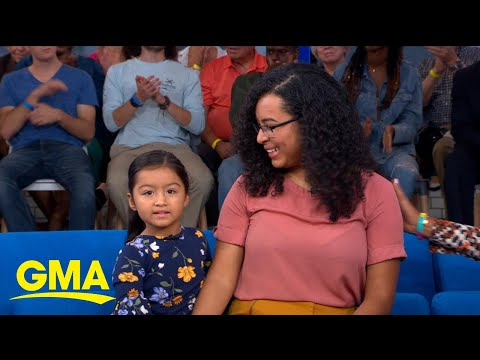 Single mom honored for making a difference through education l GMA
