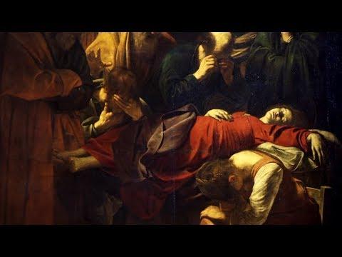 La Mort de la Vierge de Caravage