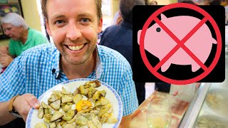 100% Vegetarian Madrid Tapas Crawl!