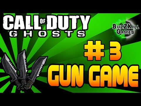 GHOSTS: Gun Game #3