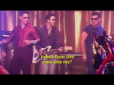 Jonas Brothers - Only Human (Legendado) (Tradução) [Clipe Oficial]