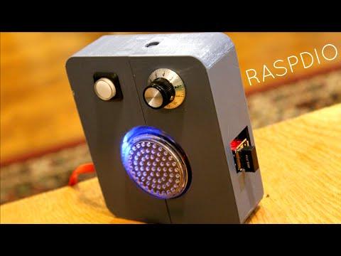 Build A Dedicated Sleep Timer Radio With A Raspberry Pi