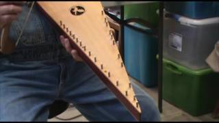 Bowed Psaltery First Lesson Part 1