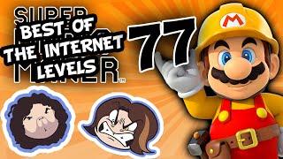 Super Mario Maker: Automatic Fun - PART 77 - Game Grumps