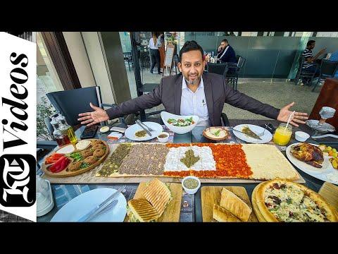 UAE's Hidden Gems: Is this UAE's longest manakish?