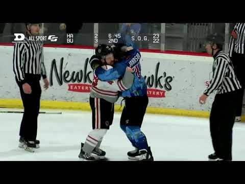 Kyle Sharkey vs Alex Johnson