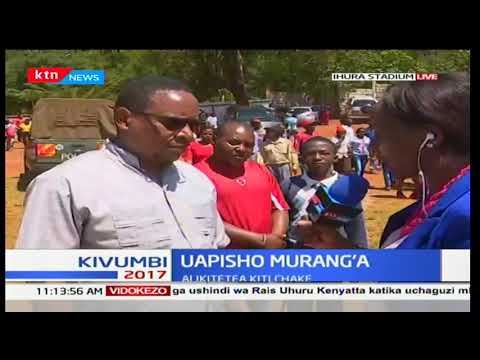Kaunti ya Murang'a : Uapisho wa Mwangi wa Iria