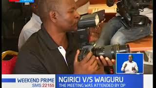 Kirinyaga woman representative blasts Waiguru over dp William Ruto