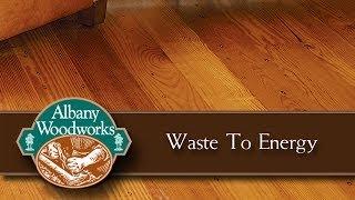 Turning waste to energy