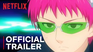 Picture of a TV show: The Disastrous Life Of Saiki K.