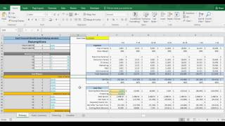 5-Year SaaS Startup Model in Excel: Highly Flexible and Easy to Understand