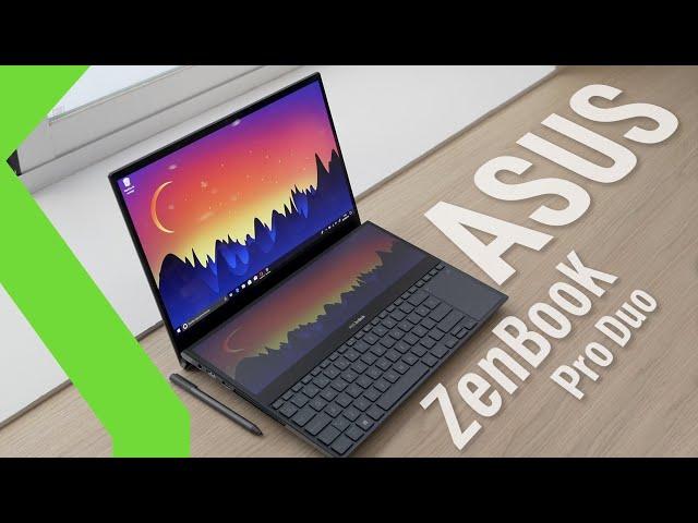 ASUS Zenbook Pro Duo análisis: DOS pantallas 4K para convertirse en el portátil DEFINITIVO