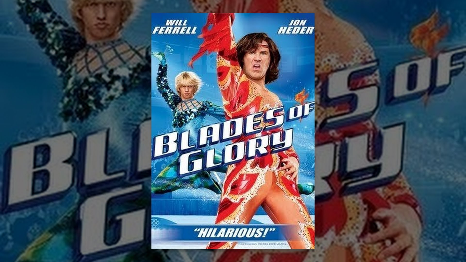 Trailer för Blades of Glory