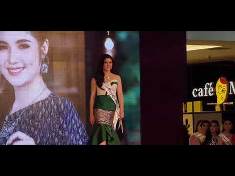 #ເປີດໂຕນາງສາວລາວປະຈຳປີ 2019 ຮອບ 40 ຄົນ, Miss laos 2019 ,ทีสูนกานค้าเวียงจันทร์เชันเตอ