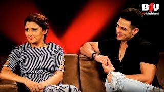 Buzz | Aastha Gill, Priyank Sharma | Exclusive Interview | B4U Star Stop