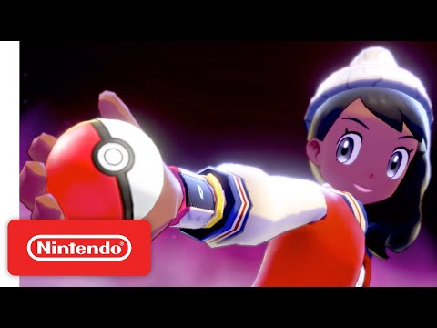 Pokémon Sword & Pokémon Shield – Explore the Wild Area – Nintendo Switch