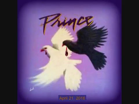 Prince * When Doves Cry * April 21, 2016